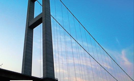 華測橋梁健康監測系統,自主研發的變形監測數據處理軟件,高精度橋梁監測系統