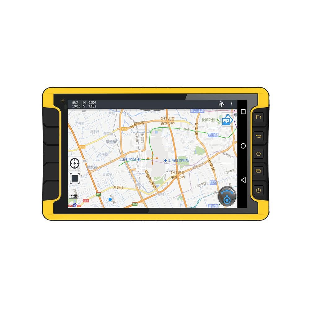 上海華測LT600手持GPS平闆,工業GPS手持平闆電腦,華測導航