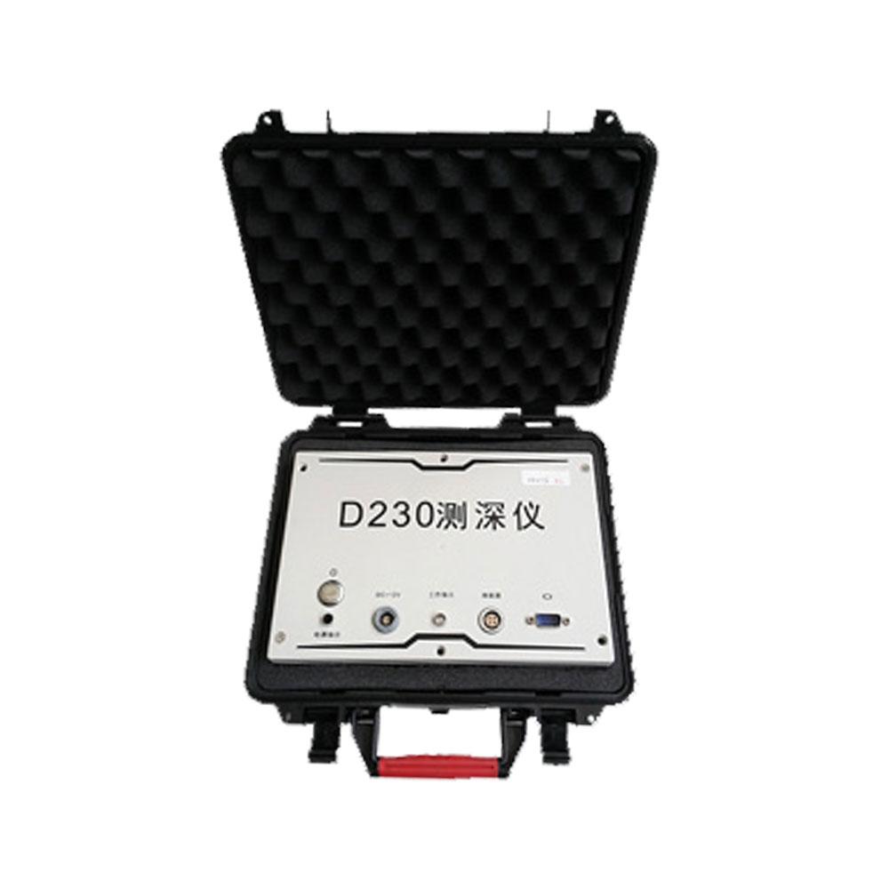 上海華測D230便攜式單頻測深儀,便攜式單頻測深儀,兼容性強、經濟實惠,華測導航