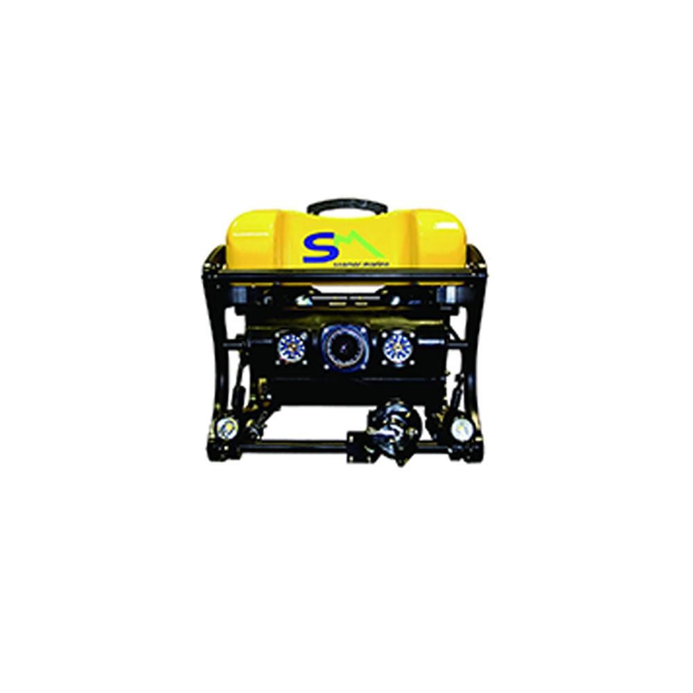 華測導航ROV Seamor Chinook 水下機器人,體積緊湊穩定,存放方便,