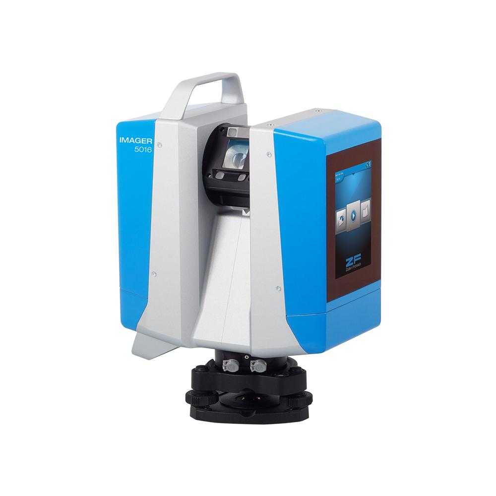上海華測Z+F 5016三維激光掃描儀,相位式激光掃描儀,高效率、高精度三維激光掃描儀,華測導航