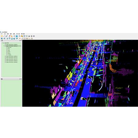 上海華測點雲軟件CoProcess,點雲數據處理軟件,支持多格式數據傳輸,華測導航