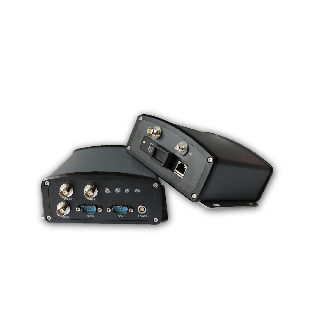 華測導航海洋定位産品P3定位定向儀,北鬥高精度定位接收機,支持雙天線輸入,水上施工定位