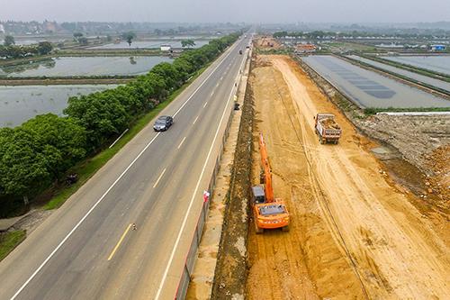 華測公路擴改建的解決方案,車載激光掃描系統進行公路擴改建的解決方案,效率高的公路改擴建可行性方案