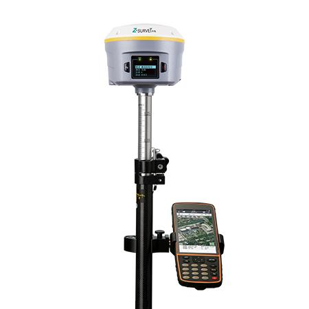 i70小型RTK接收機側面,智能測繪儀器RTK,華測RTK測量儀器