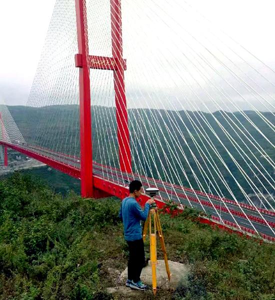 华测桥梁健康监测系统