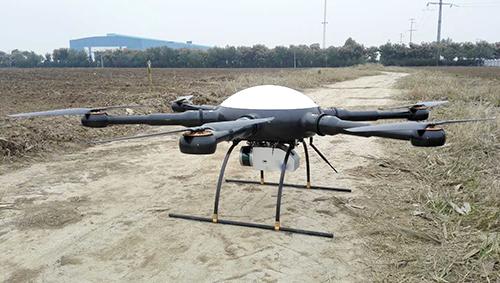 機載雷達系統應用于土方量算,土方量算解決方案,激光雷達系統應用于土方量解算的解決方案