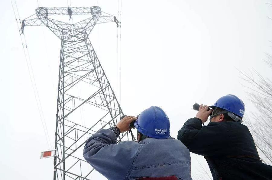 華測激光雷達在電力巡線作業中的作用,傳統電力巡檢方式