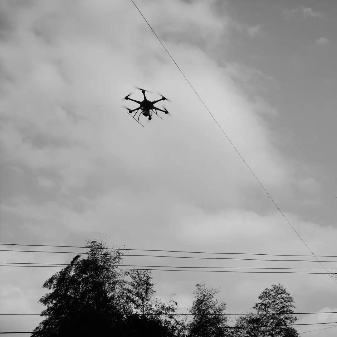 機載激光雷達系統在電力巡線中的應用