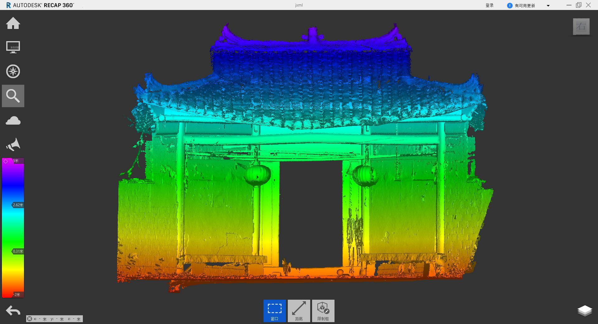 古建築保護使用的三維激光掃描儀,古建築物保護