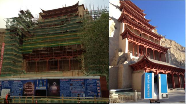 如何省時省力的進行古建築物保護,高效率的古建築保護實施方案,華測古建築保護可行性方案