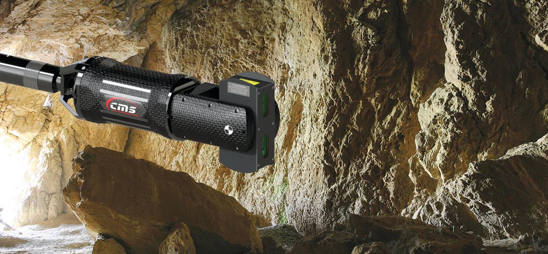 空區三維掃描系統在礦山采空區探測中的應用,鑽孔式三維激光掃描系統在采空區勘測的應用案例,