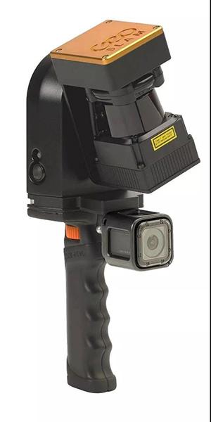华测导航手持式SLAM移动激光扫描系统GeoSLAM ZEB-REVO RT