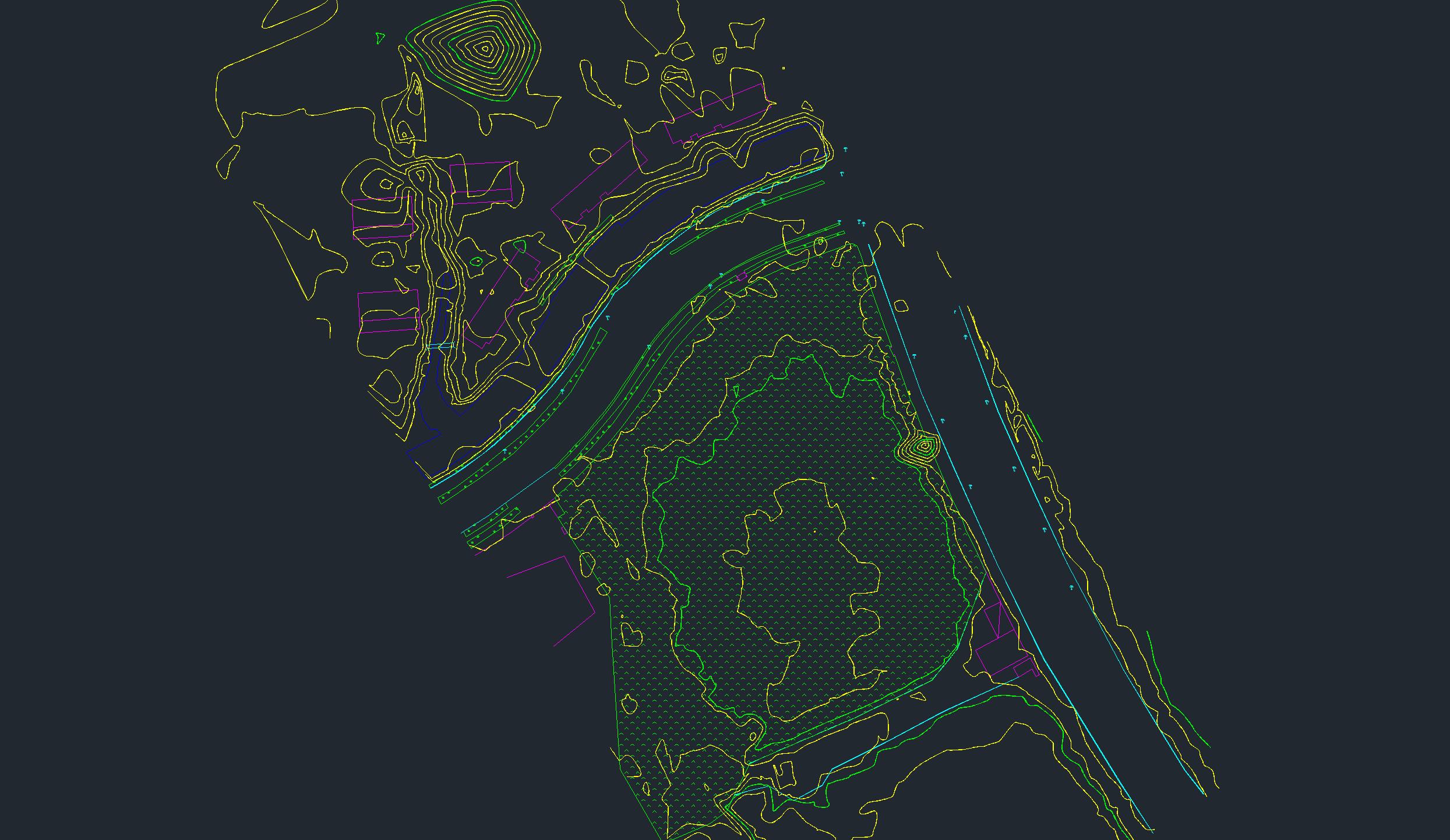 華測Z+F三維掃描儀應用解決方案,Z+F三維掃描儀應用于複雜地形的測量,Z+F三維掃描儀複雜地形圖繪制成果展示