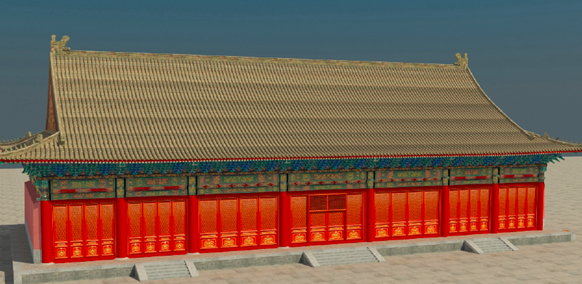 華測三維激光掃描儀應用解決方案,華測三維激光掃描儀應用于古建築保護的解決方案,古建築保護方案介紹