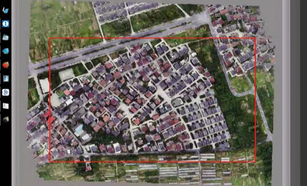 華測無人機1:500地籍測量解決方案,地籍測量三維建模成果有效區域,地籍測量實施步驟三維建模成果有效區域提交