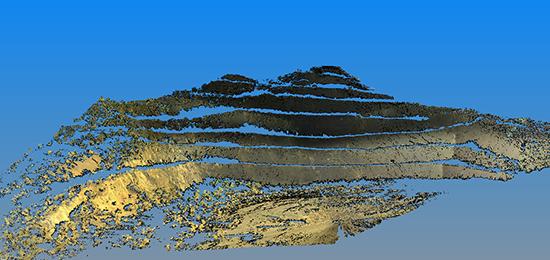 華測導航,三維激光掃描儀,地災監測,長距離三維激光掃描儀,Optech Polaris,