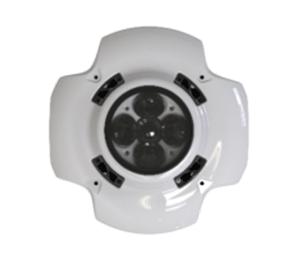 華測無人機1:500地籍測量解決方案,地籍測量傾斜攝影相機,地籍測量硬件設備睿鉑DG3傾斜攝影相機