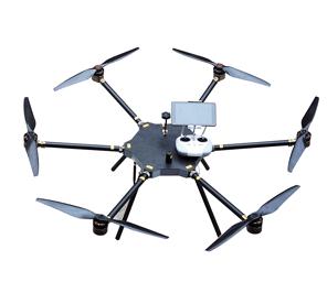 華測無人機1:500地籍測量解決方案,地籍測量無人機,華測P540華翼無人機