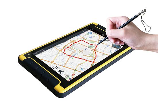 华测导航,智慧码头,智慧港口,GIS应用,GIS手持机,GIS数据采集器,LT600,手持GPS平板