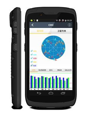 华测导航,智慧码头,智慧港口,GIS应用,GIS手持机,GIS数据采集器,LT40,北斗手机