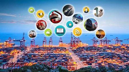 華測導航,智慧碼頭,智慧港口,GIS解決方案應用