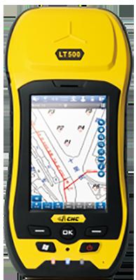 華測導航LT500T GNSS數據終端,GIS數據采集器,高精度GIS,GIS設備