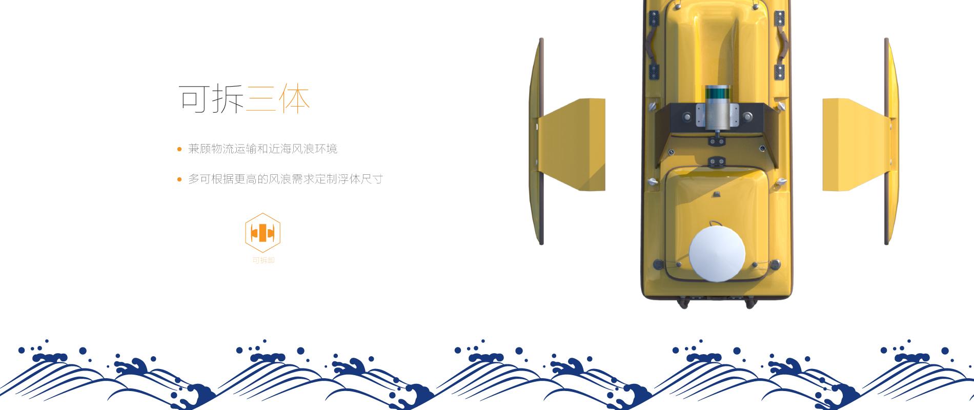 華微6号,無人測量船,水上機器人報價,無人測量船性能,華微5号參數,海洋測繪,水上測量産品,無人船,