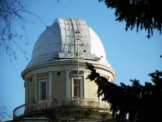 普尔科沃天文台