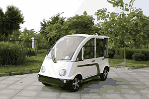 華測無人駕駛系統綜合解決方案,無人駕駛汽車綜合改裝方案,景區觀光車無人駕駛系統改造