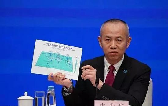 中国卫星导航系统管理办公室主任、北斗卫星导航系统新闻发言人冉承其