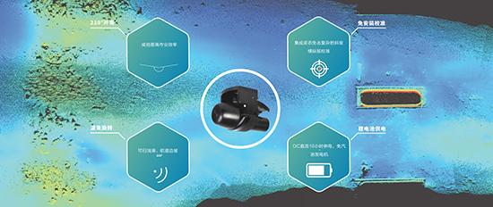 NORBIT多波束在水下障礙物掃測中的應用
