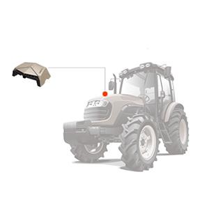 華測導航_領航員NX80農機導航引導系統,亞米級定位精度,有效避免作業中的重複和遺漏_華測導航