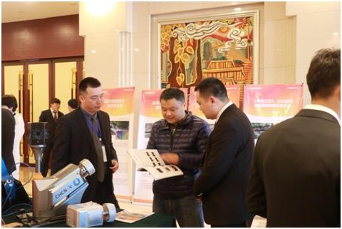 客户对华测激光雷达系统感兴趣