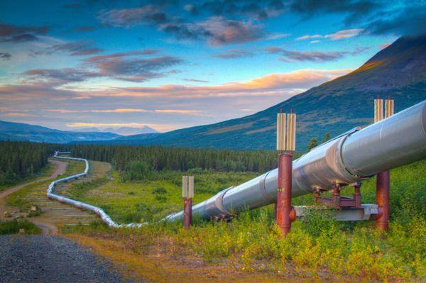 油氣管道監測方案,華測石油管道監測系統,地災監測,形變監測