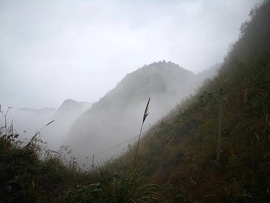 大雾蒙蒙,摄影测量受限