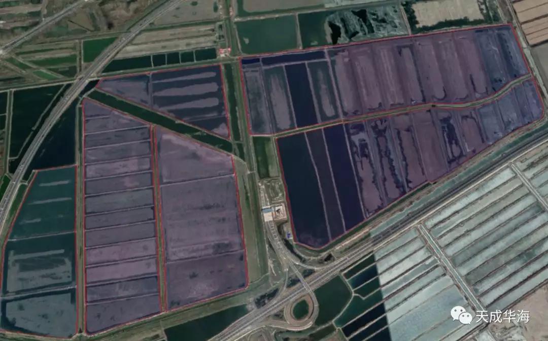 天津市甯河區某地區4.5平方公裡魚塘水域水下地形測量