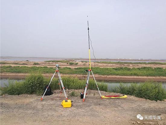 GNSS RTK基準站(登錄CORS模式可不用架設)