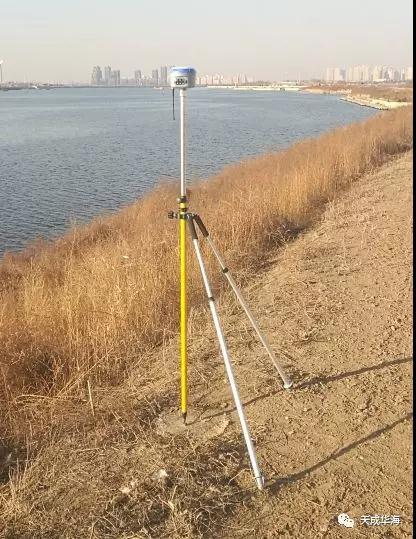 RTK測量控制點