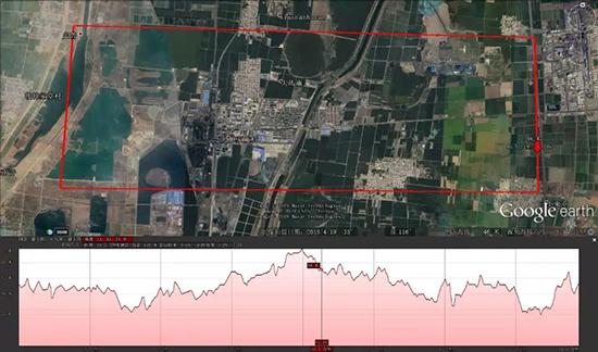 濟甯市兖州區某地約19km^2的1:1000地形測量任務