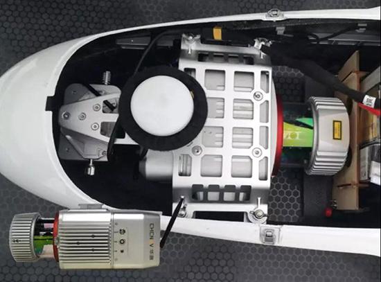 AS-1300HL激光雷達系統