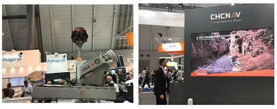 Alpha 3D車載激光掃描測量系統