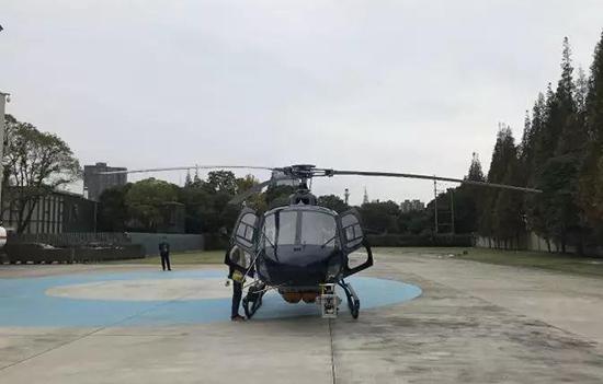 直升机搭载激光雷达,有人机机载雷达