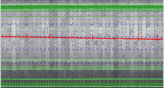 AI辅助识别管片、线缆、接触网