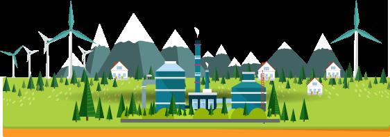 華測礦山監測系統,礦山安全監測,礦山監測解決方案